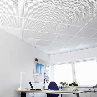 high performance acoustic ceiling systems