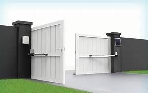 a15d66c8e79777 motorisation portail battant solaire scs 1 eco energy scs la boutique