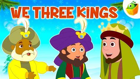 We Three Kings ♫🔔 Popular Christmas Songs♫🔔 Christmas