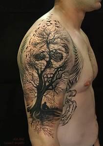 Baum Tattoo Bedeutung : sch del tattoo was f r bedeutung steckt dahinter ~ Frokenaadalensverden.com Haus und Dekorationen