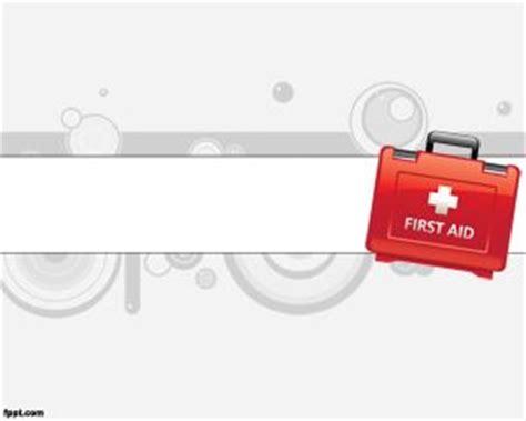 First Aid Powerpoint Template Erieairfair