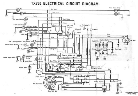 schematic diagram of electrical circuit wiring diagram