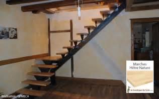 Prix Escalier Metal by Escaliers Bois M 233 Tal Exemples De R 233 Alisations Sur Mesure