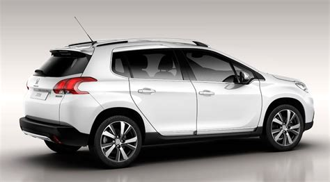 Peugeot 2008 Crossover by Peugeot 2008 Crossover 2013 Pictures Of New Juke