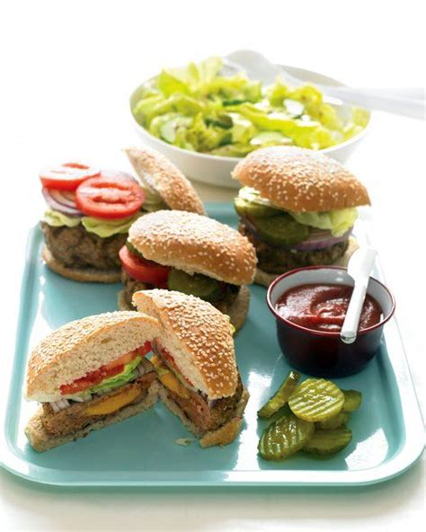 le berger recipe 1000 id 233 es sur le th 232 me hamburguers farcies au fromage sur
