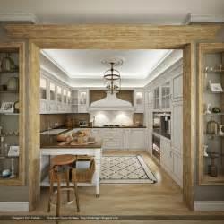 kitchens interiors country chic kitchen interior design ideas