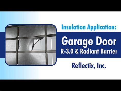 performance garage door inc insulation at menards