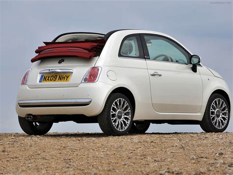 New Fiat 500 C Exotic Car Picture 13 Of 48 Diesel Station