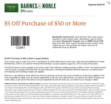 Barnes Ans Noble Coupon by Dvd Talk Forum Barnes And Noble Coupon Thread Part 2