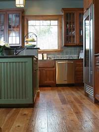nice kitchen wood tile 8 Flooring Trends to Try | HGTV