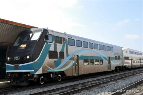 metrolink orens transit page