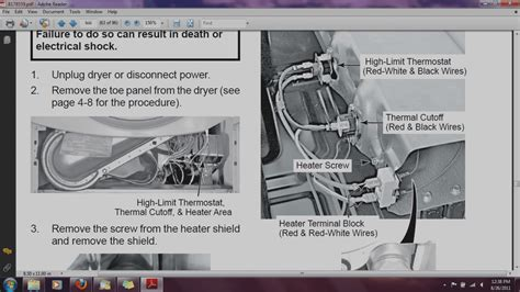 whirlpool duet heating element wiring diagram data