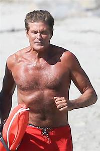Hunk Vs. The Hoff! David Feuding With Zac Efron On Set Of ...