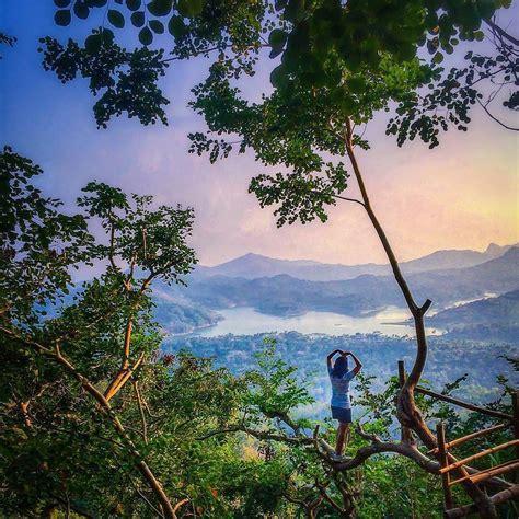 wisata alam kalibiru karya fantastis tuhan  ujung