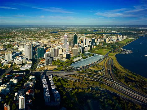 perth property market shows signs  stabilising