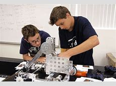 Robotics gears up for second competition Ojai Valley