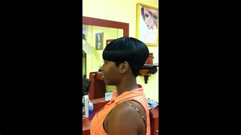 bowl haircut mary  inspired style stylist marvin hayes