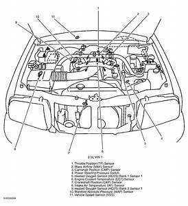 2001 Chevy Cavalier Transmission Diagram