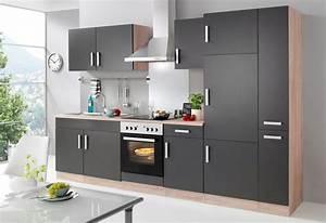 Küchenzeile Günstig Mit Geräten : k chenzeile mit ger ten ~ Markanthonyermac.com Haus und Dekorationen