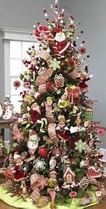 Themed Christmas Trees on Pinterest