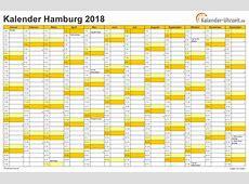 Feiertage 2018 Hamburg + Kalender