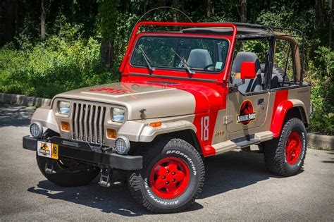 jurassic park jeep jurassic park jeep owner still revels in creation jk forum