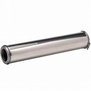 Tubage Inox Double Paroi 150 : tubage double paroi inox avec bride de s curit 1 m ~ Premium-room.com Idées de Décoration