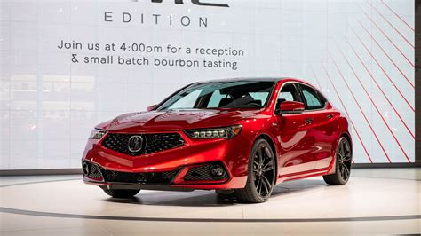 acura tlx 2020 built 2020 acura tlx pmc edition shines with nsx paint