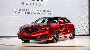 Hand-built 2020 Acura TLX PMC Edition shines with NSX paint