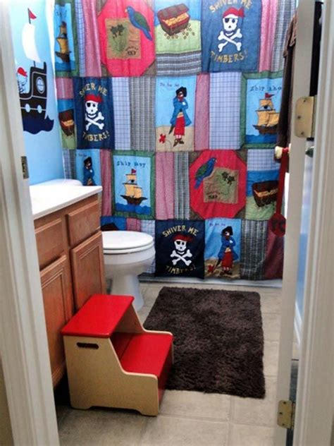 bathroom ideas for boy and 24 best images about bathroom shower curtains on