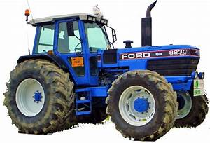 New Holland    Ford Tractors Tw5  Tw15  Tw25  Tw35  8530