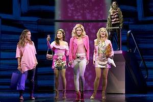 The New 'Mean Girls' Musical Shows a Regina George We ...