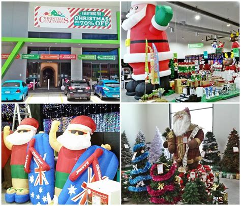 christmas factory pop up shop 2016 canberra