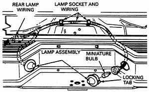 diagram for 1996 f350 tail light wiring harness diagram With light license plate light parking light taillight wiring diagram