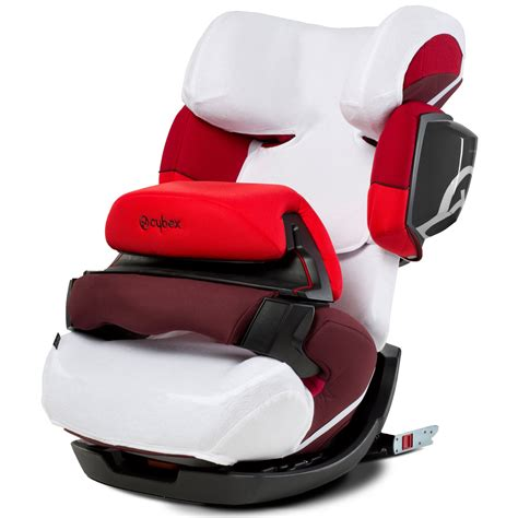 siege auto cybex solution x2 fix housse été pallas 2 fix solution x2 fix blanc de cybex