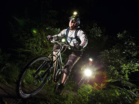 Night Bike Ride Wallpapers