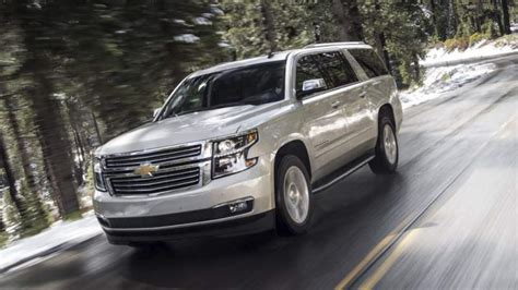 chevy suburban mid cycle refresh