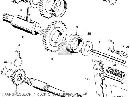 honda qa50 engine honda cl350 engine wiring diagram odicis