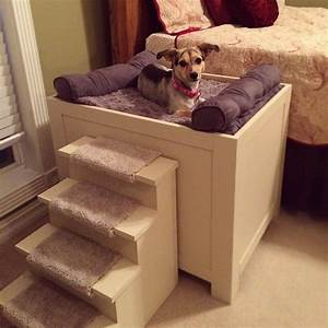 how to build steps for your dog dog stairs for bed With best dog stairs for bed