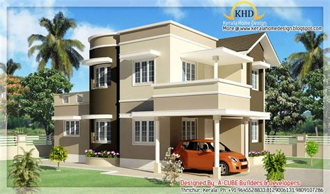 Exterior House Designs Indian Style  Home Design And Style