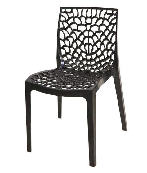 supreme web chair set of 4 black buy at best