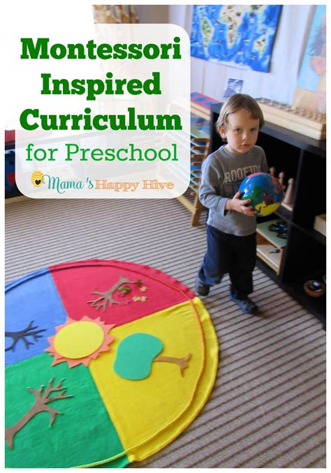 montessori inspired curriculum for preschool s 693 | Montessori Inspired Curriculum for Preschool