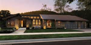 contemporary house plans single story house plan the mercer single story contemporary house plan