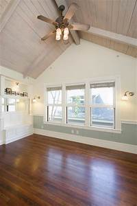Queen Anne Victorian Vaulted Ceiling Living Room