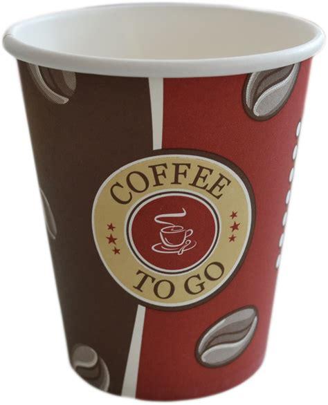 trinkbecher to go b1 coffee to go becher ppk 200ml beschriftet premium cup kaffeebecher
