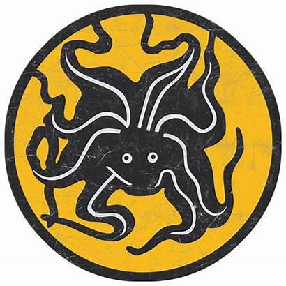 Abzeichen Decals Octopus Ct Thunder War