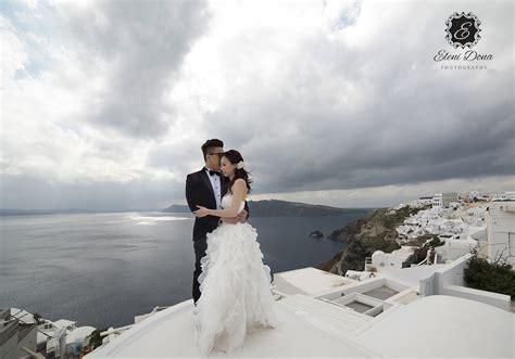 How To Organize A Destination Wedding In Santorini Greece