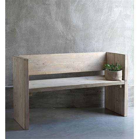 divanetto esterno panca divanetto country in legno di recupero per interno o