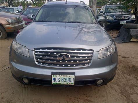 jeep infinity 2006 infinity jeep registered autos nigeria