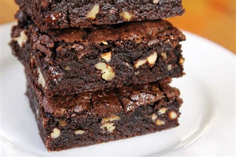 fudgy brownies  butter healthy brownies jenny  cook